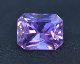 Quality Cutting  14.85 Ct Sparkling Color Natural Amethyst