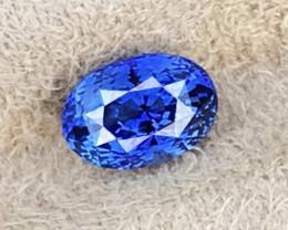 2.710 CT BLUE SAPPHIRE ONLY HEATED 100% CLAEN  SRI LANKA