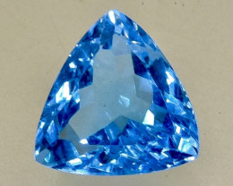 7.53 Crt  Topaz Faceted Gemstone (Rk-75)