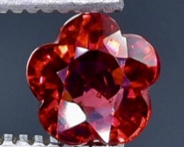 0.97 Crt  Grape Garnet Faceted Gemstone (Rk-75)