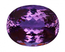 49.20 CTs Natural & Unheated~ Purple Pink Kunzite Gemstone