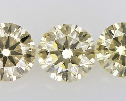 0.34 CTS .Round Brilliant Cut Diamond