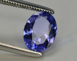 Natural Tanzanite 1.50 Ct Color Top Quality ~ Gorgeous