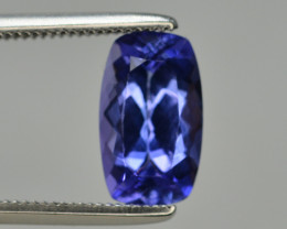Natural Tanzanite 2Ct Color Top Quality ~ Gorgeous