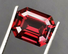 5.940 CT GARNET BLOOD RED 100% CLEAN NATURAL UNHEATED SRI LANKA