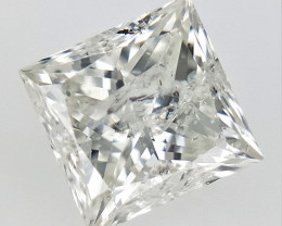0.32 cts .Sparkling Natural Diamond , Off White Diamond