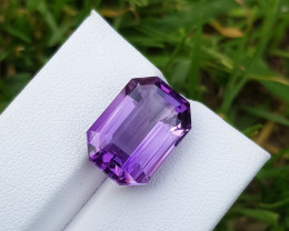 8.55 CTs Natural Amethyst Gemstones◇Brazil