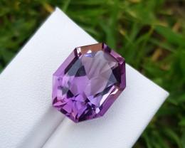 13.55 CTs Natural Amethyst Gemstones◇Brazil