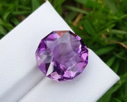 10.50 CTs Natural Amethyst Gemstones◇Brazil