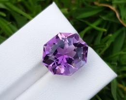 10.20 CTs Natural Amethyst Gemstones◇Brazil
