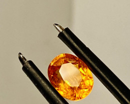 SPESSARTITE GARNET - THE BEST FOR JEWELLERY-   SALE OF THE COLLECTION!!!