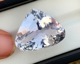 45.90 cts Natural Blue Kunzite Gemstone