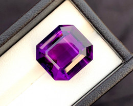 Amethyst Loose Gemstones from Afghanistan ~ 26.40 Carats