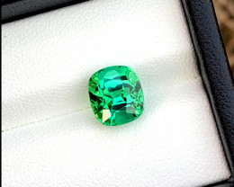 3.85 Carats Natural Top Grade Tourmaline Gemstone