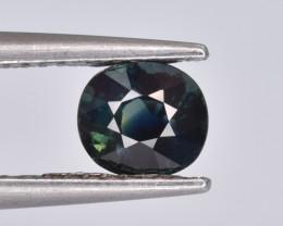 Natural Bi Color Sapphire 1.02 Cts Excellent Quality Gemstone