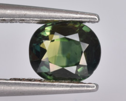 Natural Bi Color Sapphire 1.06 Cts Excellent Quality Gemstone