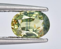 Natural Bi Color Sapphire 1.10 Cts Excellent Quality Gemstone