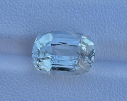 5.76 CTS Natural Aquamarine Gem
