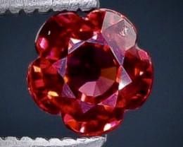 0.88 Crt Garnet Faceted Gemstone (Rk-76)