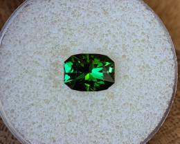2,68ct Bicoloured Tourmaline - Master cut!