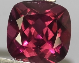 2.15 CTS~ RAREST NATURAL TOP LUSTER RHODOLITE GARNET GEM