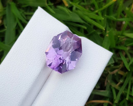 8.65 CTs Natural Amethyst Gemstones◇Brazil