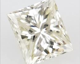 0.52 CTS  ,  Rarest Unique Rectangle Brilliant cut Diamond , rectangle diam