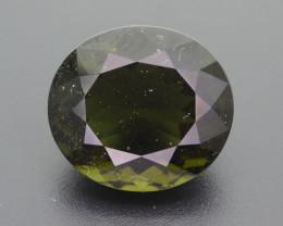 Rare 9.90 ct Moldavite Natural Tektite SKU 1