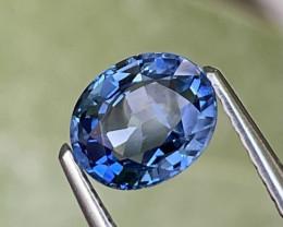 1.39 Cts Royal Blue Natural Sapphire Top Quality Srilanka