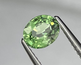 AAA Quality Forest Green Natural Tsavorite 0.61 Cts Fine Luster