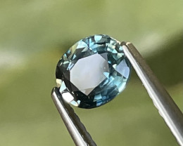 Fine Quality Natural Blue Sapphire 0.95 Cts Very Good Luster