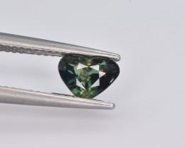 Natural Bi Color Sapphire 1.00 Cts Excellent Quality Gemstone
