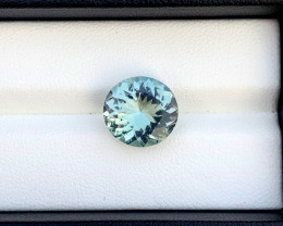4.95 Carats Natural Aquamarine Gemstones