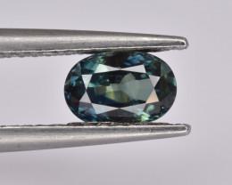 Natural Bi Color Sapphire 1.17 Cts Excellent Quality Gemstone