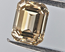 0.22 cts Emerald Brilliant Cut Diamond