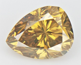 0.66 cts , rarest Color Natural Diamond ,  Diamond For Jewelry