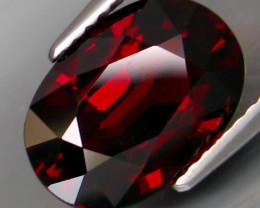5.01  Ct. Natural Earth Mined Rhodolite Garnet Africa – IGE Certificate