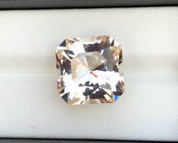 19.55 Carats Sherry Color topaz loose gemstone