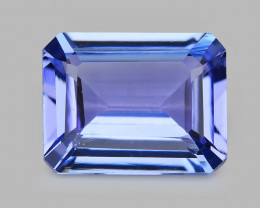 2.40 Ct Tanzanite Awesome Cut And Clarity Gemstone GTZ2