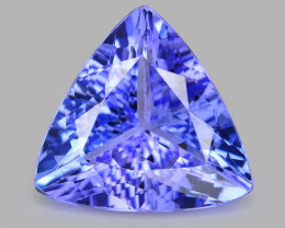 3.00 Ct Tanzanite Awesome Cut And Clarity Gemstone Tz3