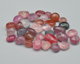 86.36 Cts Natural Spinels Multicolr Polished Tumbled Lot