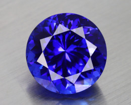 19.715 CT TANZANITE ROYAL BLUE COLOR AAA+++ GRADE 100% IF CLEAN NATURAL