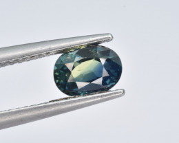 Natural Bi Color Sapphire 1.15 Cts Excellent Quality Gemstone