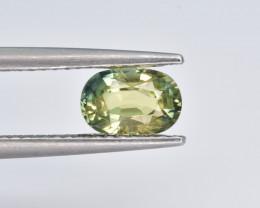 Natural Bi Color Sapphire 1.20 Cts Excellent Quality Gemstone