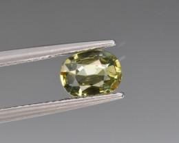 Natural Bi Color Sapphire 1.22 Cts Excellent Quality Gemstone