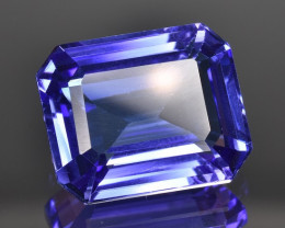 10.51 CTS AAA Natural Tanzanite Gem