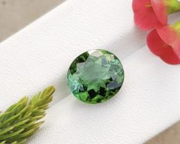 Natural Green 5.45 Cts Tourmaline Gemstone