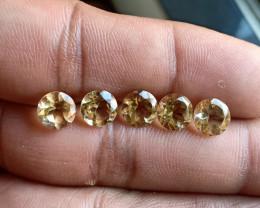 Citrine Gemstone Wholesale Package 100% Natural Gemstones VA4961