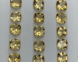 19.62 Carats Citrine  Gemstones