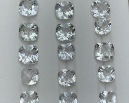 35.81 Carats Topaz Gemstones